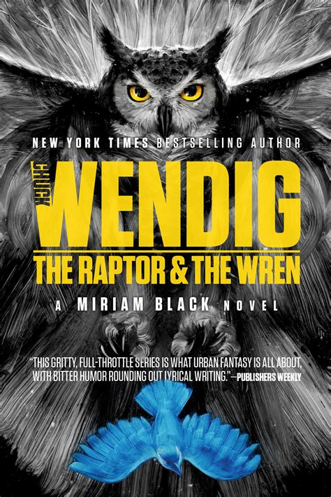 the raptor the wren book by chuck wendig adam s