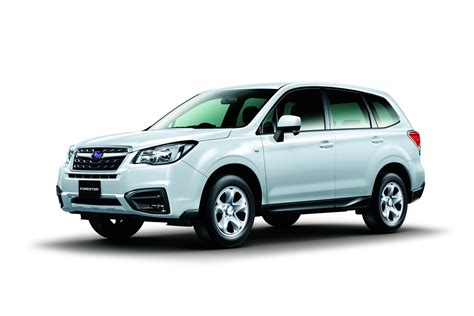 subaru forester price 2017 2017 subaru forester facelift revealed ahead of tokyo