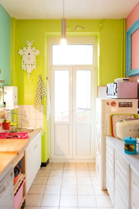 bright kitchen colors 187 bright galley kitchen designs 6 at in seven colors