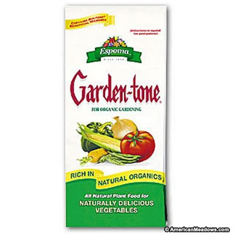 Organic Vegetable Fertilizer American Meadows Organic Vegetable Garden Fertilizer