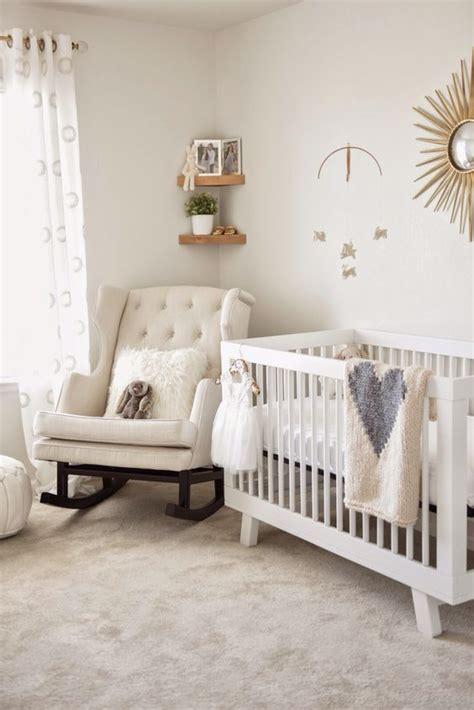 gender neutral nursery design ideas youll love