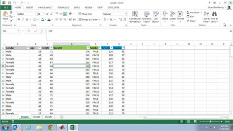 job description for excel data analyst account manager