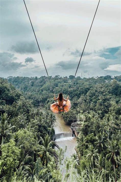 bali swing     honeymoon bucket list