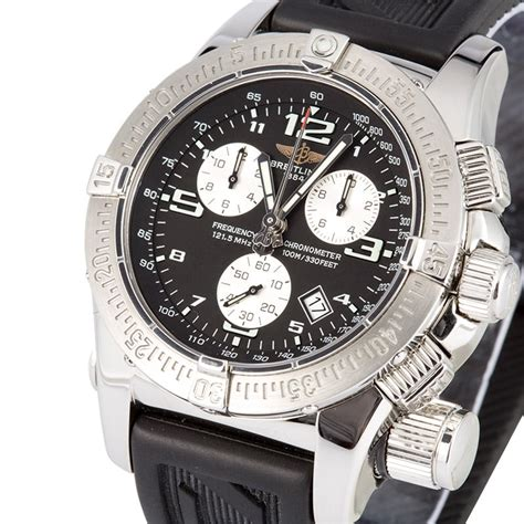 huntington rubber st breitling emergency a733211