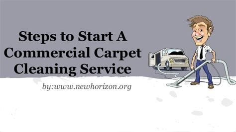 start carpet cleaning business steps to start a commercial carpet cleaning service business