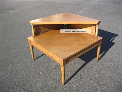 wood zarek mid century style desk modern corner crowdbuild for