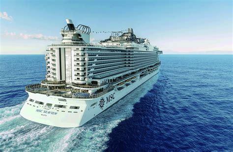 nave fantasia msc cabine categorie e cabine della nave msc fantasia msc crociere