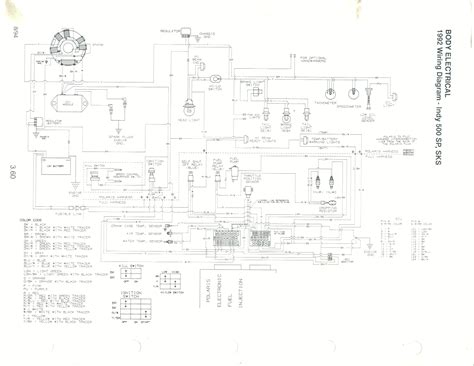 polaris winch wiring diagram electric golf carts for for atv techunick biz