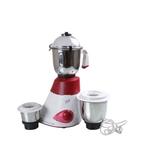 Orpat Kitchen Jewel Mixer Grinder Red Price in India   Buy