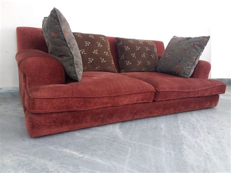 3 seater low height sofa used furniture for sale