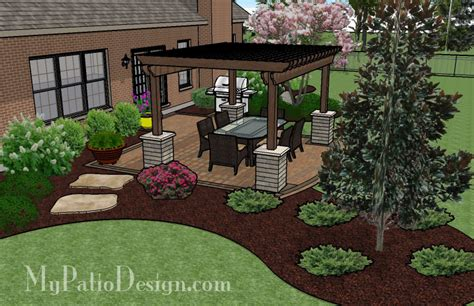 patio backyard design a patio designed with shade patio designs and ideas g s back yard patios