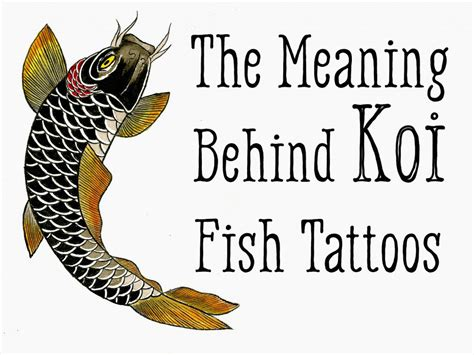 fish tattoo meaning koi fish meaning color direction and more tatring