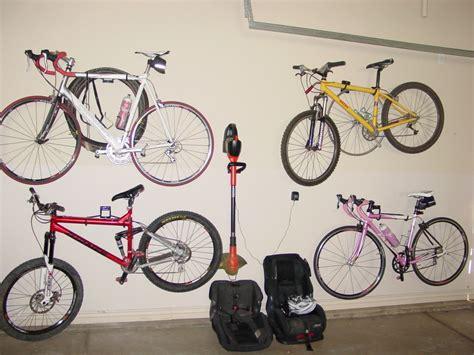 Storing Bikes In Garage by Home Depot Garage Storage 308784d1194461691 Bike Storage