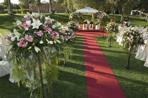 decoracion floral bodas colocacion boda innovias
