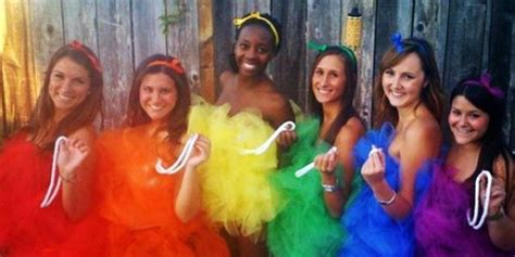 themes for group photo cute group halloween costume ideas