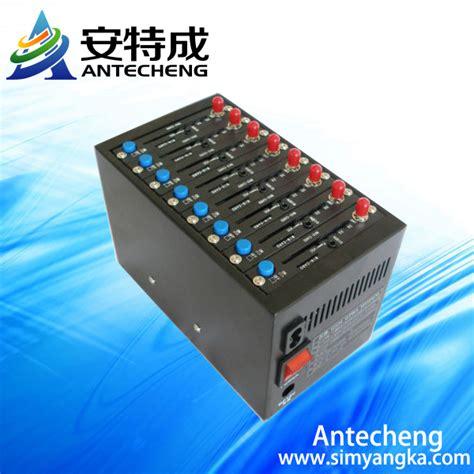 Modem Sms 8 Port Wavecom factory usb bulk sms 8 port gsm modem wavecom 8 sim card gsm sms modem pool by antecheng in