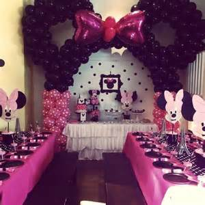 minnie mouse theme decorations 32 sweet and adorable minnie mouse ideas shelterness