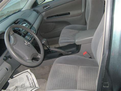 2006 Toyota Camry Interior by 2006 Toyota Camry Interior Pictures Cargurus