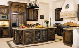 kitchen cabinet stain ideas alluring tuscan kitchen design ideas with a warm