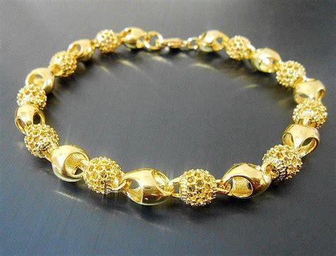 Gelang Cincin Rings Bracelet 1 24k emas korea rantai tangan 24k g end 3 23 2016 10 09 pm