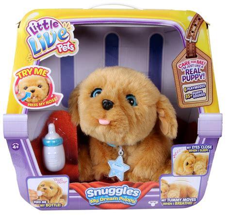 Live Pet by List Live Pets Snuggles My