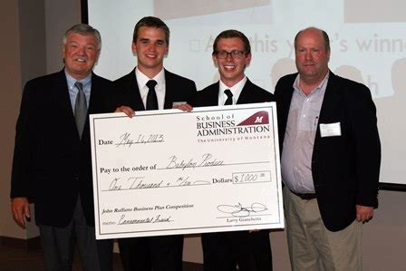 Conestoga College Mba Program by Business Plan Competition For College Students