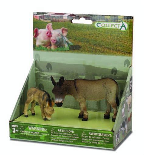 2pcs farm life Set   Collecta Figures: Animal Toys