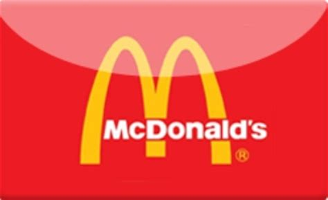 Mcdonalds Gift Card Email - mcdonalds gift card giveaway sponsor sweepstakes ninja sweepstakes giveaway online