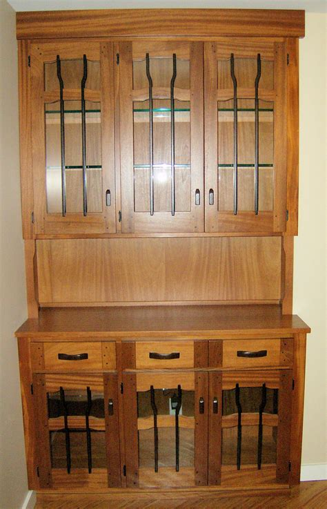 Craftsman Style Built In Cabinets by Of Oak Workshop Authentic Craftsman Mission Style