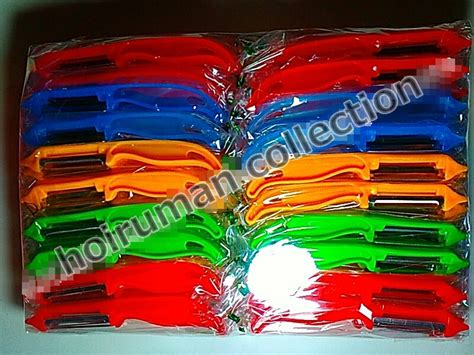 Souvenir Pisau Buah 1 hoiruman collection souvenir pisau pengupas buah bonus