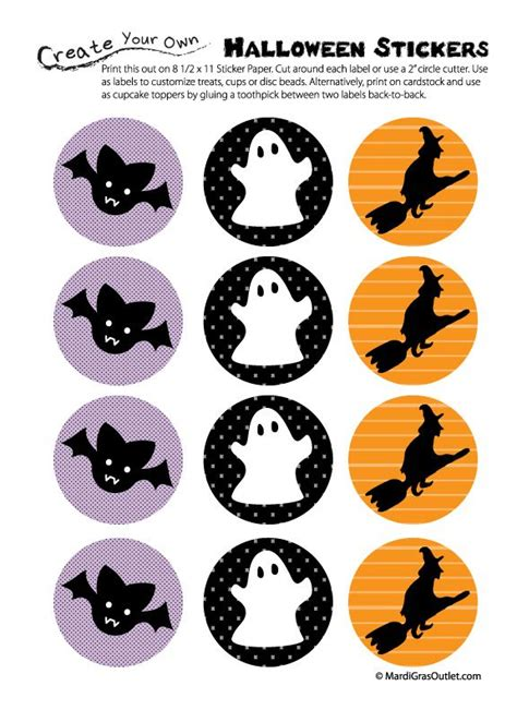 printable stickers for halloween 46 best images about halloween labels and halloween label
