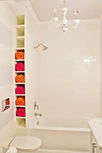 Bathroom Wall Towel Storage 10 Ways To Creatively Add Storage To Your Bathroom