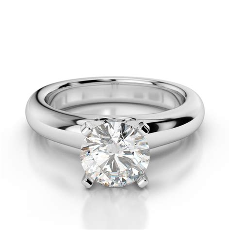 Solitaire Engagement classic solitaire engagement ring