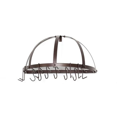 12 in x 11 in x 22 in graphite pot rack 055gu