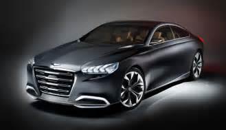 Hyundai Genesis 14 Hyundai Hcd 14 Genesis Concept Rwd 4 Door Coupe Image 149987