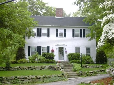 types of colonial houses new england colonial house styles old colonial homes new