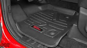 Floor Mats For Ford F150 Platinum 2015 2016 Ford F 150 Floor Armor Heavy Duty Floor Mats By
