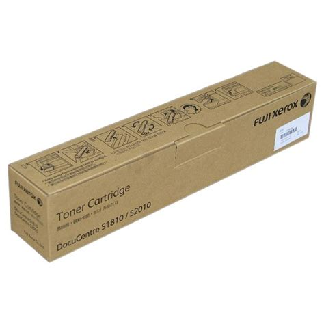 Toner Fuji Xerox Ct202020 Original fuji xerox ct201911 fuji xerox ct201911 black toner cartridge up to 9 000 pages for docucentre