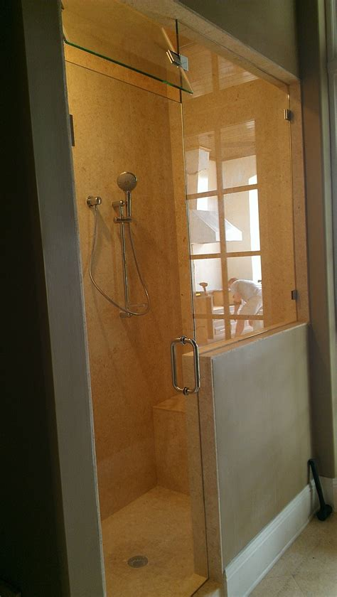 Frameless Steam Shower Doors Frameless Glass Shower Doors Region