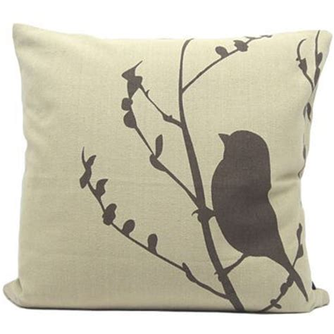 Jcpenney Decorative Pillows by Feathers Finches And Pillows On