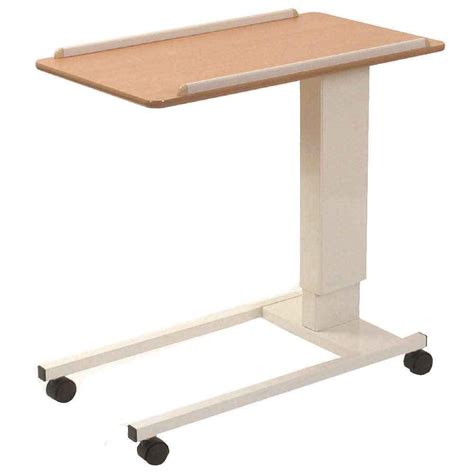 assisted lift overbedchair table nrs healthcare