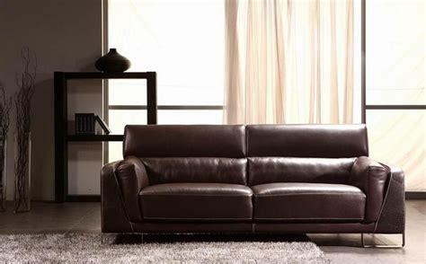 espresso leather sofa espresso crocodile leather sofa set houston vbo3946