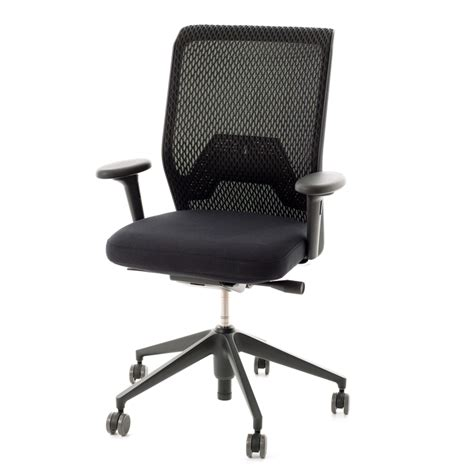 Id Mesh Chair by Vitra Id Mesh Office Chair With 2d Armrests Backrest