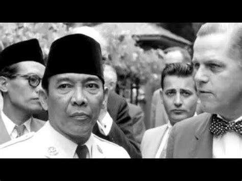 biographical recount ir soekarno biography soekarno penyambung lidah rakyat part 6 youtube