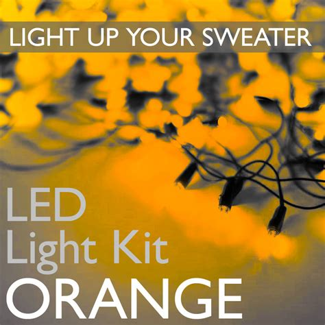 sweater light kit light up your or sweater with