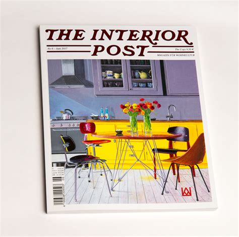 wohnkultur magazin the interior post magazin f 252 r wohnkultur sala lieber