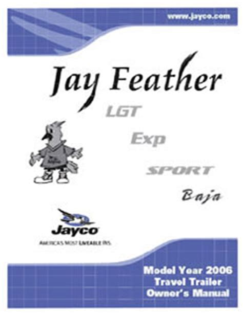 2006 Jay Feather Sport Jayco Inc