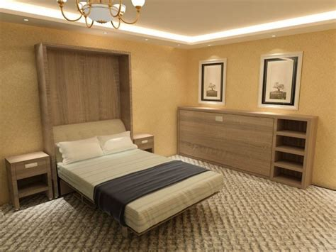 folding double bed wall beds folding beds