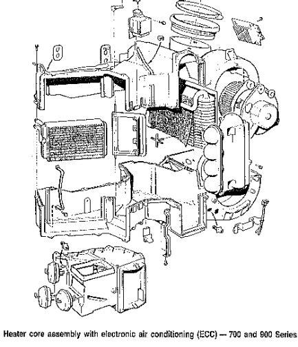 automotive air conditioning repair 1993 volvo 960 electronic valve timing volvo 960 vacuum hvac diagram 29 wiring diagram images wiring diagrams robsingh co