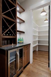 Vanities Calgary Butlers Pantry With Large Walk In Pantry Contemporary